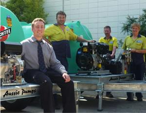 Aussie Hydrotest Wagon