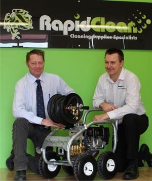 Aussie RapidClean Alliance