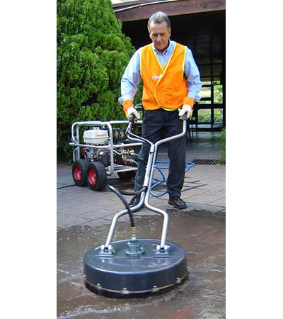 Cleaning Equipment High Pressure Accessories 20 Inch Aussie Spinner