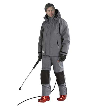 Cleaning Equipment High Pressure Accessories Aussie Safe Operator Jacket Trousers