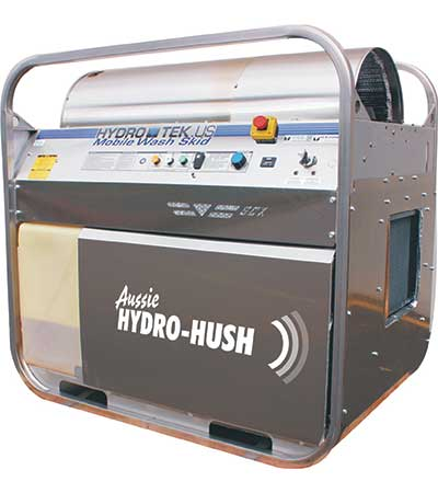 Steam Cleaners Cleaning Equipment Hydrotek(Hydro Hush)