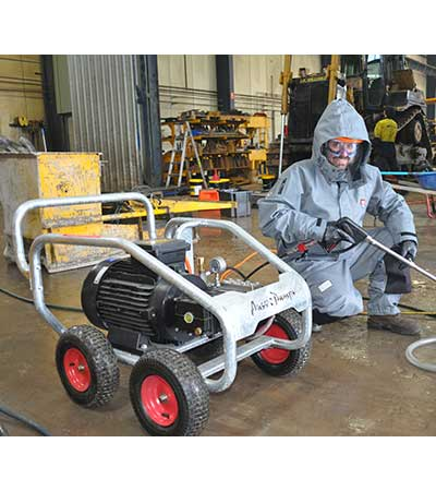 Cleaning Equipment Raptor Electric