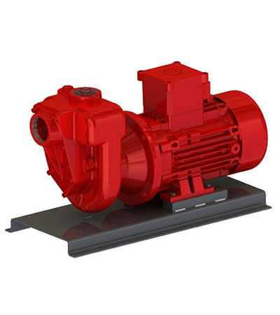 GMP Pumps B3XRA ATEX electric drive transfer pump