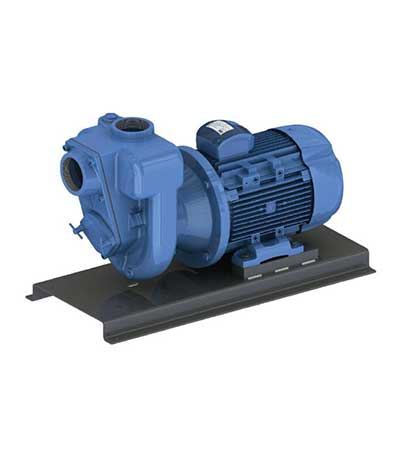GMP Pumps B3XRA electric drive cast irom semi trash pump