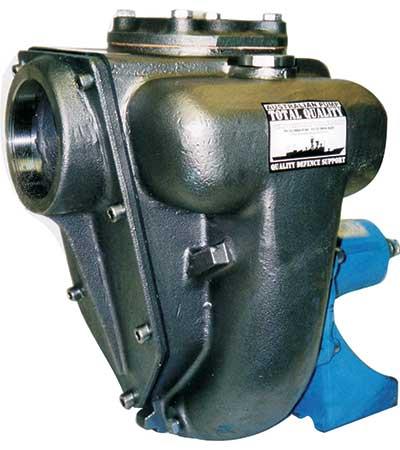 GMP Pumps B4XRASS bare shaft corrosion resistant pumps