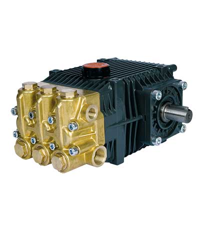 High Pressure Piston Pumps Bertolini catalogo ttk