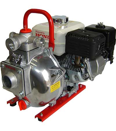 Fire Fighting Pump QP Pumps Fire Chief QP205SE GX160 Honda