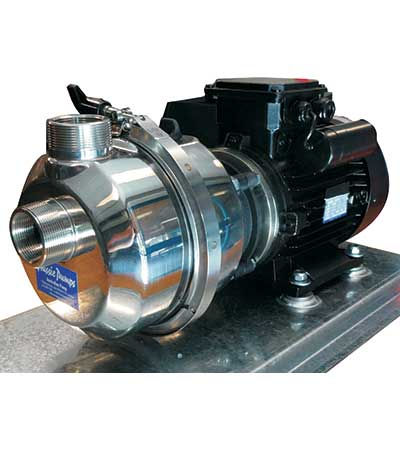 QP Pumps I series electric stainless steel