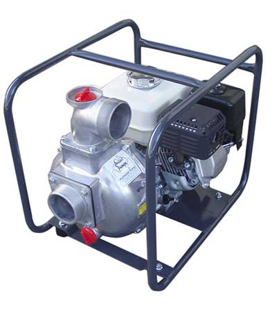 Transfer Pump QP Pumps QP303 GX160 Honda