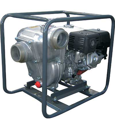 High Pressure Transfer Pumps QP Pumps QP402 GX240, QP402SL QP402SX Honda