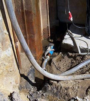 tsurumi dewatering pump