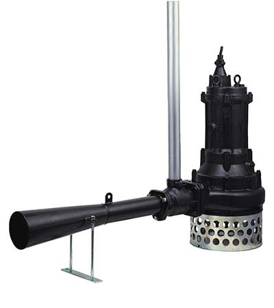 Tsurumi Pumps BER ejector