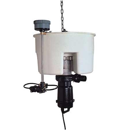 Tsurumi Pumps FHP decanting pump