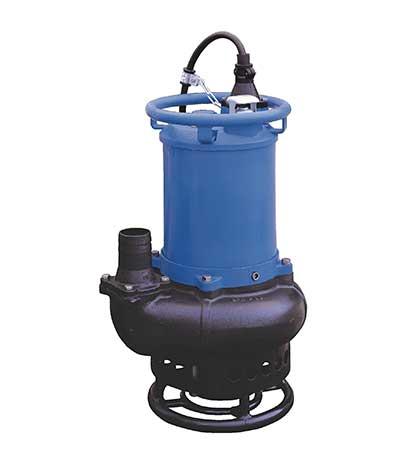 Tsurumi Sand Pumps GPN3-80 Steel Impeller