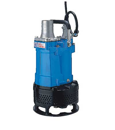 Tsurumi Sand Pumps KTV2-80 Slurry Compact Agitator Pump