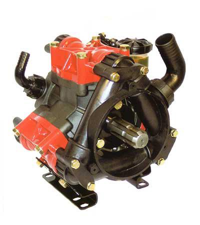Udor Pumps 20 bar diaphragm RO110IC