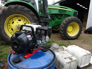 farm transfer chemicals pump