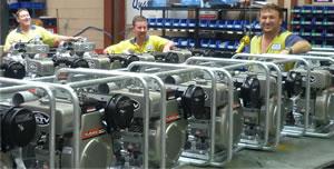 Kubota Diesel Engine Powered Pumps