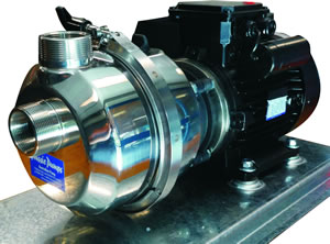 stainless steel smart pump electric
