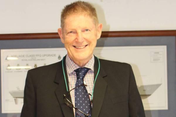 Warwick Lorenz Managing Director Australian Pump